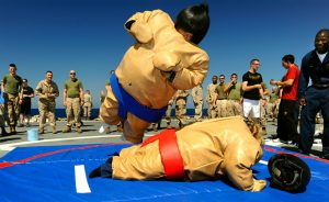 inflatable sumo wrestling for hire hyderabad odyssey wonder